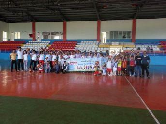 Sason'da Yaz Spor Okulları Start Verdi