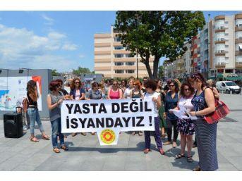 Cansu Cinayetine Çanakkale'den Tepki