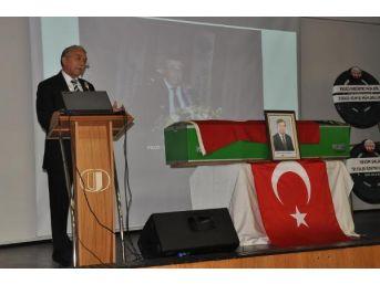 Prof. Dr. Nihat Yüzgüllü, Eskişehir'de Toprağa Verildi
