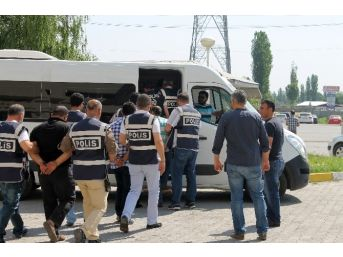 Iğdır'da Fuhuş Ve Göçmen Kaçakçılığı Operasyonu: 2 Tutuklama