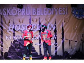 Şehr-i Ramazan Etkinlikleri, Taşköprü'de Dolu Dolu Kutlanacak