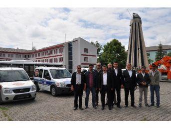 Seydişehir Belediyesi Araç Sayısını Artırdı