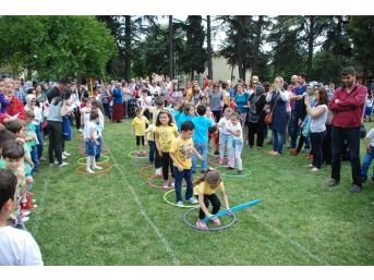 Çaycuma'da Geleneksel Çocuk Oyunları Şenliği Düzenlendi