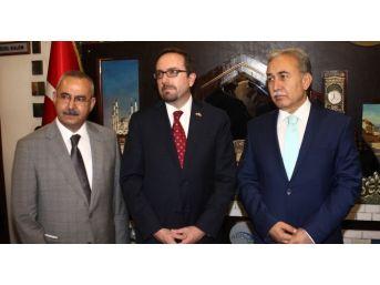 Abd Büyükelçisinden Türkiye'ye Övgü