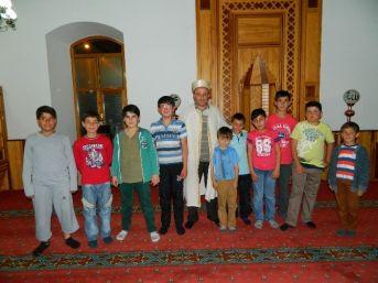 Posof'ta Çocuklar Yaz Kuran Kursunda