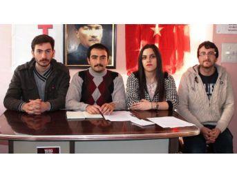 Bandırma'Da Tgb'Li 4 Öğrencinin 'Cumhurbaşkanına Hakaret'Ten Yargılanmasına Başlandı