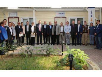 Düzce Teknopark Olağanüstü Genel Kurul Toplantısı Yapıldı
