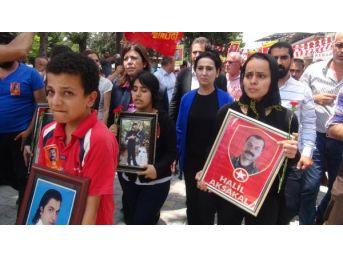 Tealbyad'da Öldürülen Ypg'li Hatay'da Toprağa Verildi