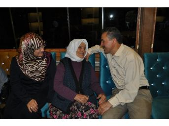 Başkan Tutal, Şehit Aileleri Ve Gaziler İle İftar Yemeğinde Buluştu