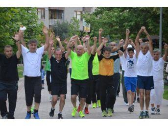 Ramazan'da Da Sporu Aksatmıyorlar