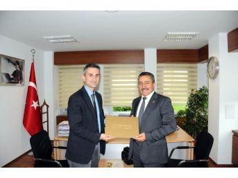 Spor Toto Teşkilatından Seydişehir'e Destek
