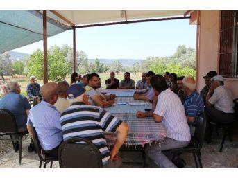Zeytinciye Bilgilendirme Toplantısı
