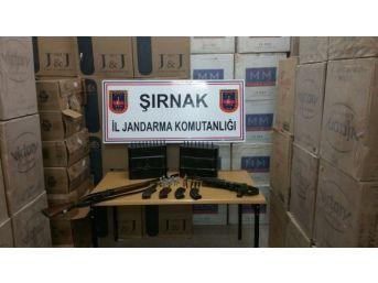 Şırnak'ta Kaçakçılık Olayları