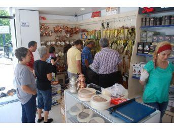 Karadeniz Ürünleri Çerkezköy'de Satışa Sunuldu