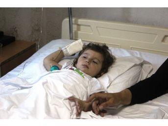 (özel Haber) 7. Kattan Düşen Bebeği 1. Kata Asılan Halı Kurtardı