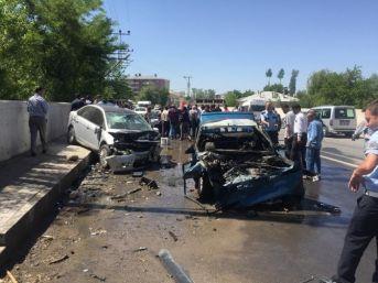 Erçiş'te Trafik Kazası: 2 Ölü, 1 Yaralı