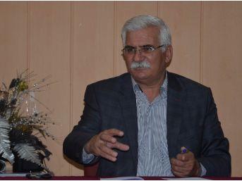 Erciş'te Zabıta Personeline Gıda Denetimi Semineri Verildi