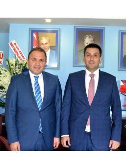 Adana Demirspor Genel Koordinatörlüğü'ne Ali Yücel Getirildi