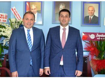 Adana Demirspor'un Genel Koordinatörü Yücel Oldu
