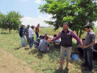 Baraj Ana Hattı Patladı 200 Dönüm Arazi Sular Altında Kaldı