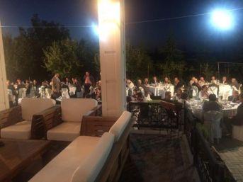 Başkan Yaşar'dan Sandıklılı Hemşehrilerine İftar Yemeği
