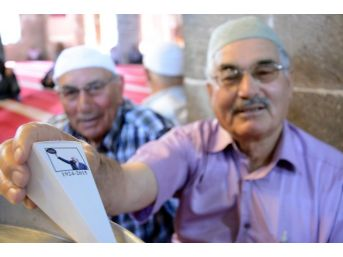 Aksaray'da Merhum Cumhurbaşkanı Demirel İçin Mevlit Okutuldu