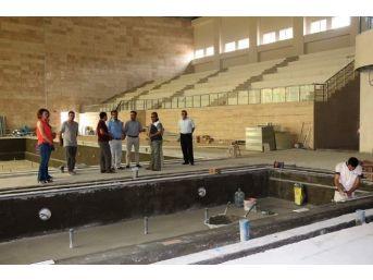 Amasya Üniversitesi'ne 10 Milyon Tl'lik Yüzme Kompleksi