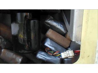 Ambarlı Limanı'nda 4.5 Milyonluk Kokain Operasyonu