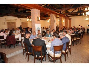 Başkan Tiryaki Dörtdivanlıları Misafir Etti