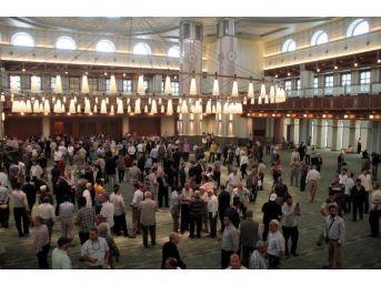 Beştepe Millet Camisi'nde İlk Ezan, İlk Sela Ve İlk Cuma