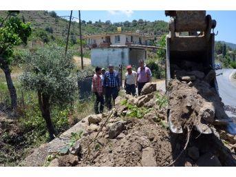 Alanya Çamlıca'nın 30 Yıllık İçme Suyu Sorunu Çözülüyor