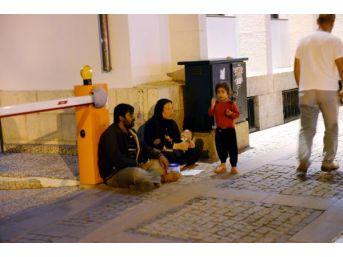 Antalya'da Suriyeli Dilenci Istilası