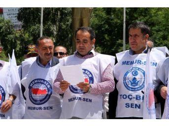 Doğu Türkistan'da Müslümanlara Yönelik Saldırılar Ardahan'da Kınandı