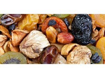 Ege, Türkiye Kuru Meyve İhracatının Yüzde 62'sini Karşılıyor