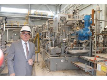 Bandırma Gübre'Nin Yeni Tesislerinde Deneme Üretimi Başlıyor