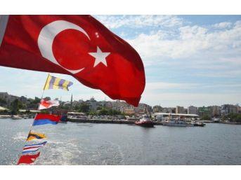 Bandırma'da Kabotaj Bayramı Coşkusu