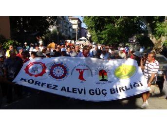 Sivas Olaylarında Hayatını Kaybedenler Edremit'te Anıldı