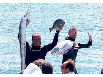 Zıpkınla Balık Avı Türkiye Şampiyonası
