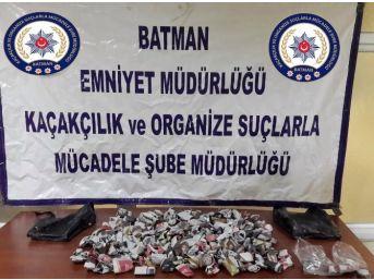Batman'da Uyuşturucu Madde Satan 3 Kişi Tutuklandı