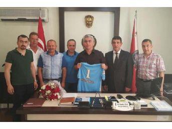 Bandırmaspor'Da Öncelik Iç Transfer