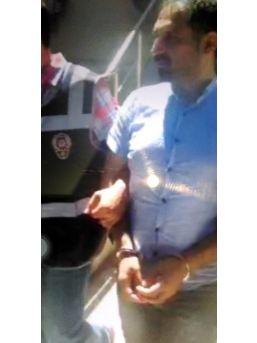 Yakalanan Suç Makinesinin Üzerinde Gazeteci Kimliği Çıktı