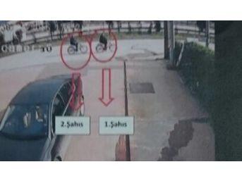 Bisikletli Saldırgan Operasyonla Yakalandı