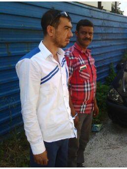 'yardım Edeceğiz' Diyerek Yaşlı Kadının Parasını Çalan 2 Kişi Yakalandı