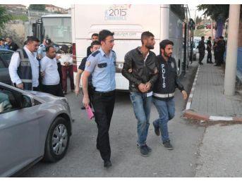 Keşan'Da 700 Polisle Huzur Operasyonu: 44 Gözaltı