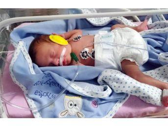(özel Haber) Erken Doğan Bebek İçin Hava Ambulansı