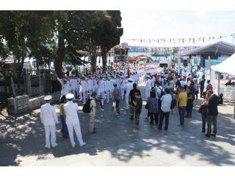 Beşiktaş'ta Denizcilik Ve Kabotaj Bayramı Coşkuyla Kutlandı