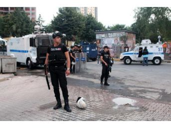 Police Operation To Group On Hunger Strike Protesting Gezi Victim'S Murder