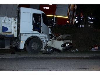 Kastamonu'da Trafik Kazası: 5 Ölü (2)
