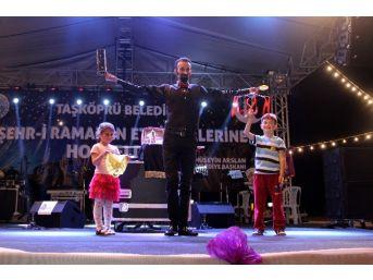 Taşköprü Belediyesi, Şehr-i Ramazan Etkinlikleri Başladı