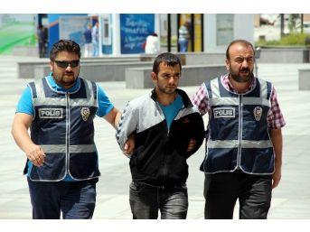 Cami'den Yardım Paralarını Çaldığı Şüphesiyle Gözaltına Alınan Şahıs Tutuklandı